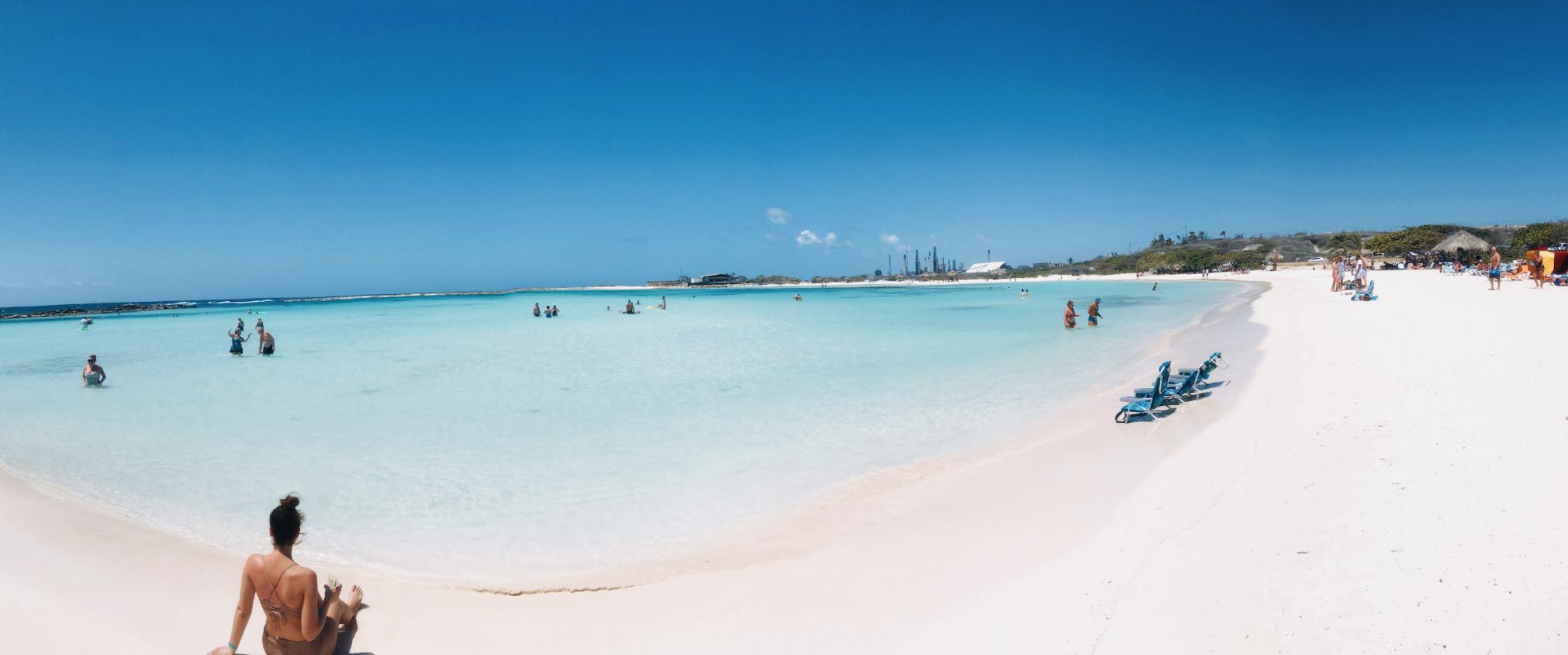Aruba recap